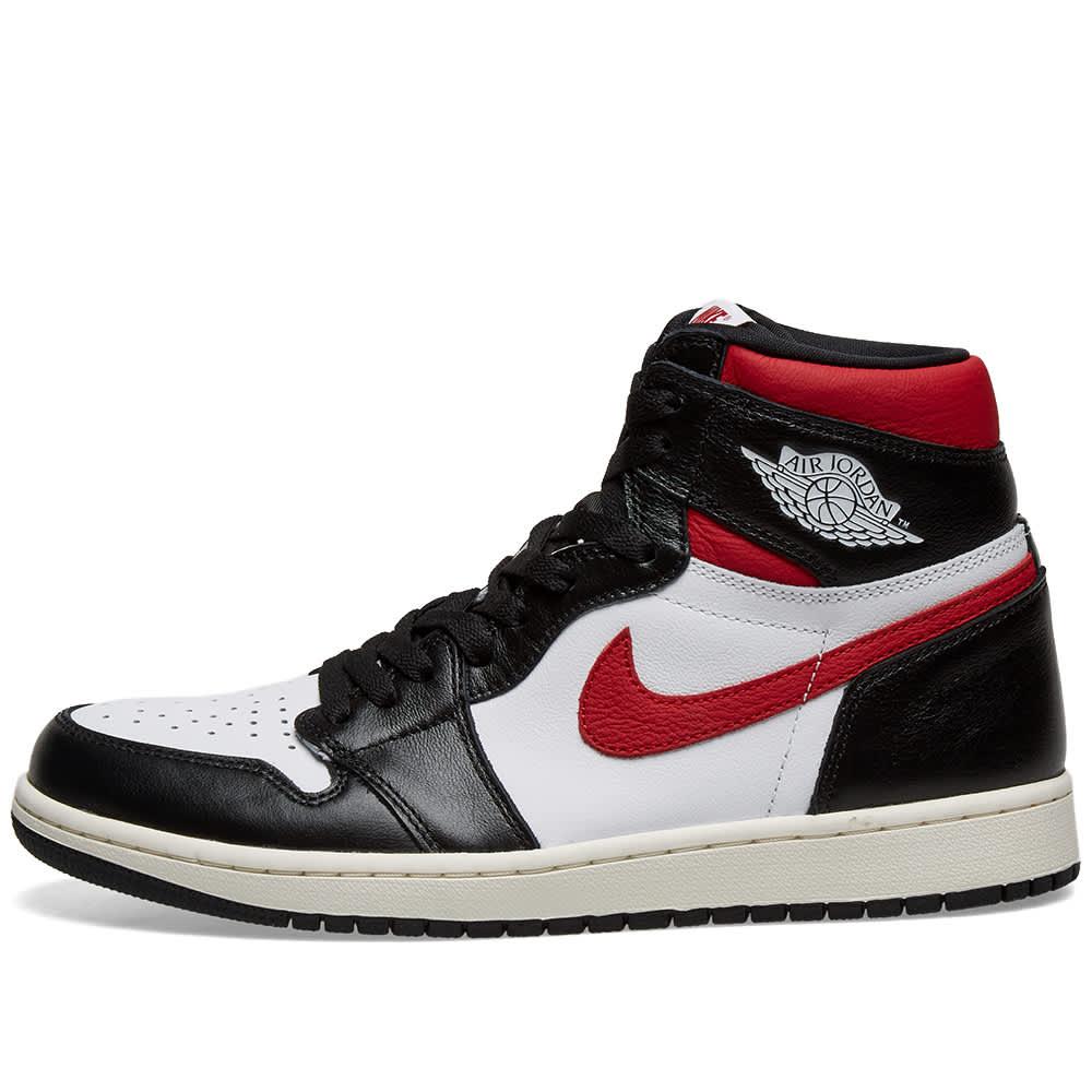 Air Jordan 1 High Gym Red First Look - JustFreshKicks