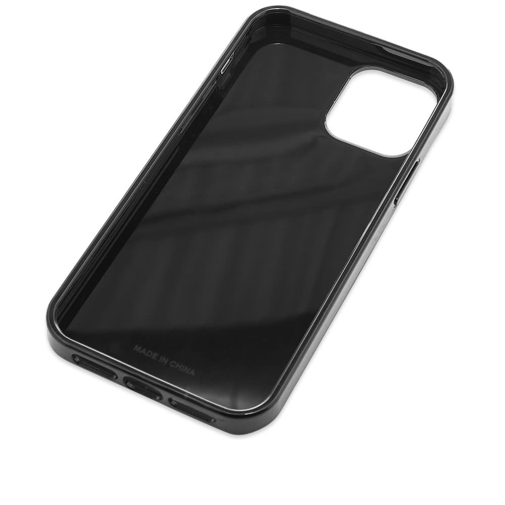 Givenchy Trompe L'œil iPhone 12 Case - Black