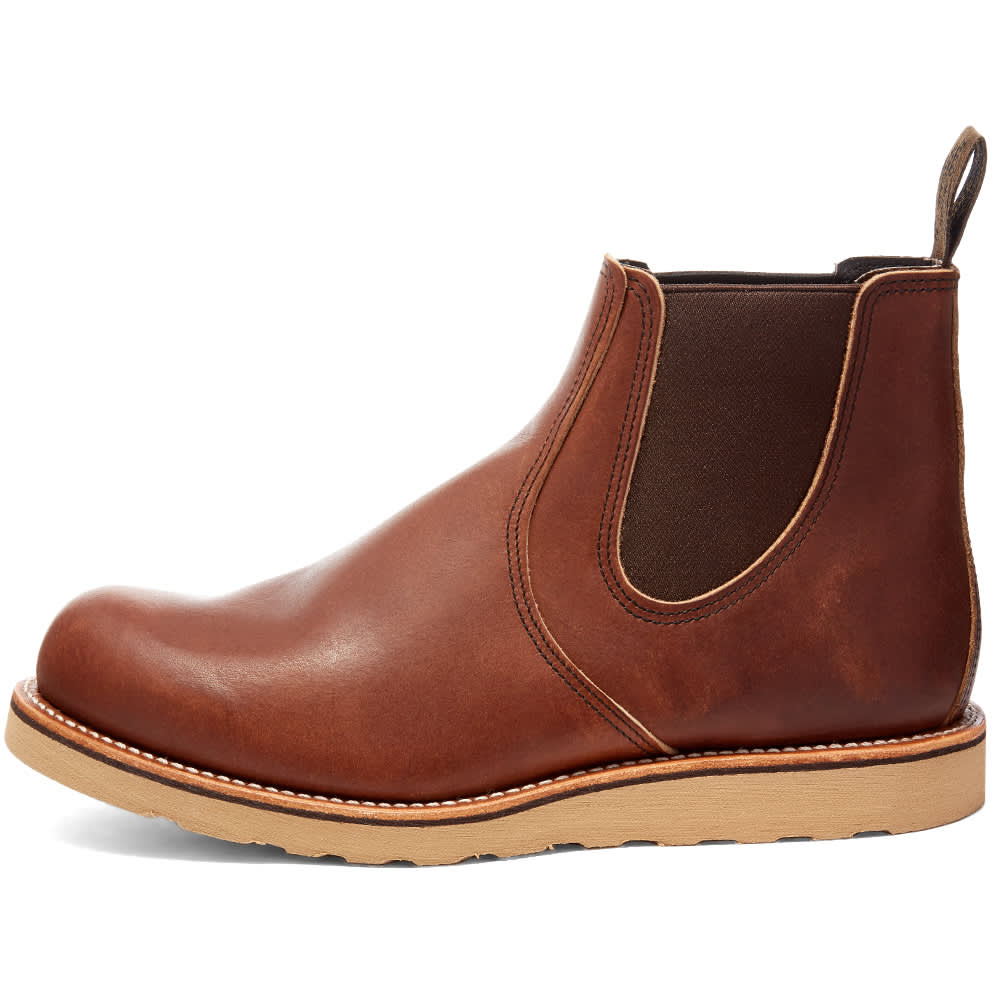 Red Wing 3190 Classic Chelsea Boot - Amber Harness