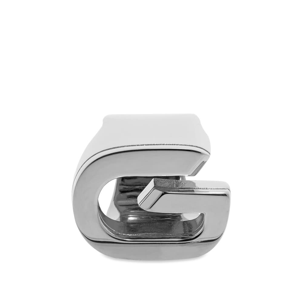 Givenchy G Link Ring - Silvery