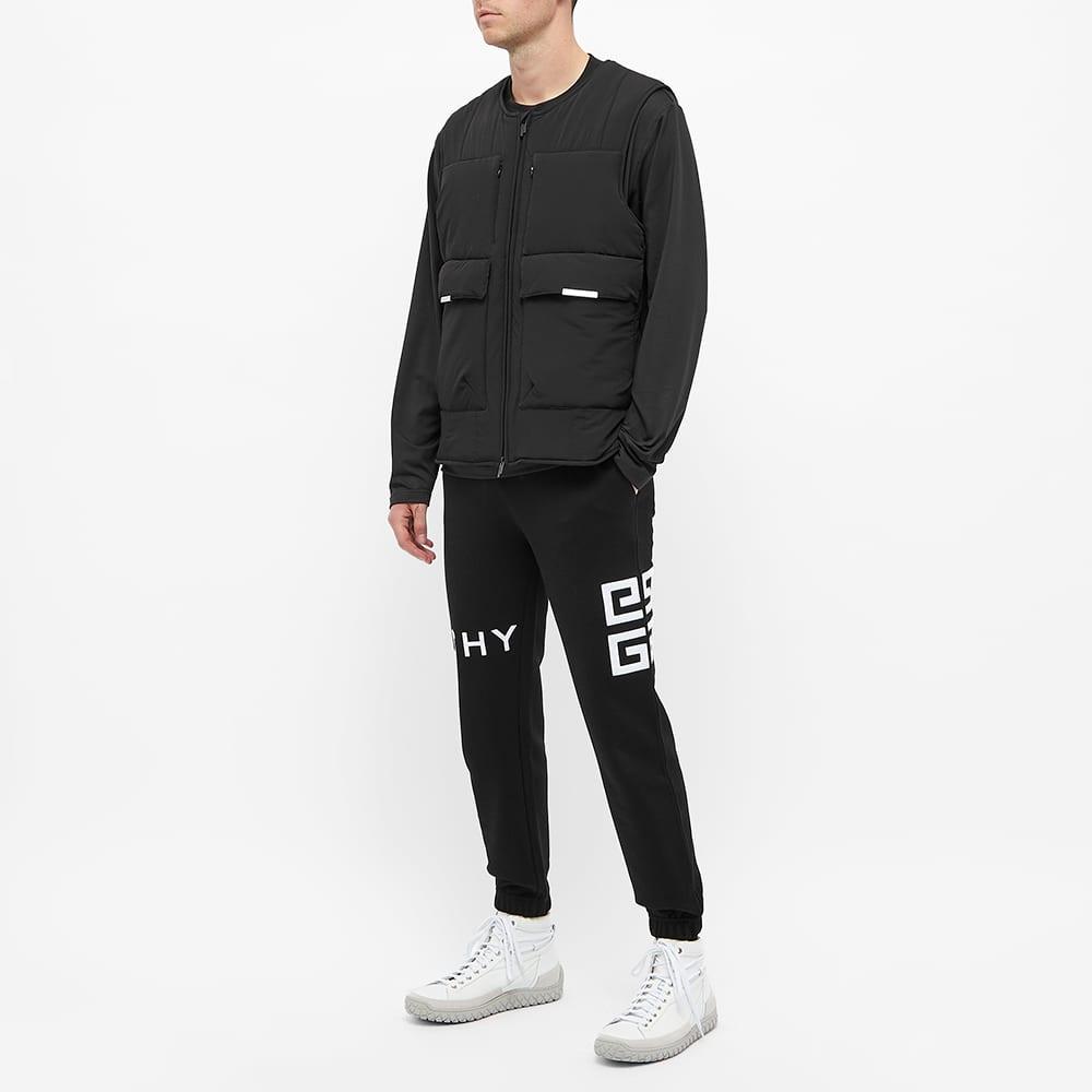 Givenchy 4G Logo Sweat Pants - Black