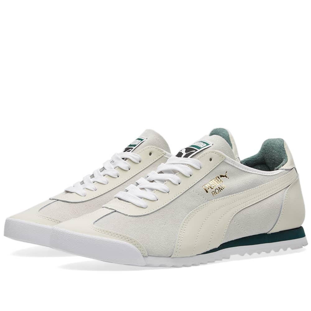 Puma Roma OG Leather White \u0026 Ponderosa
