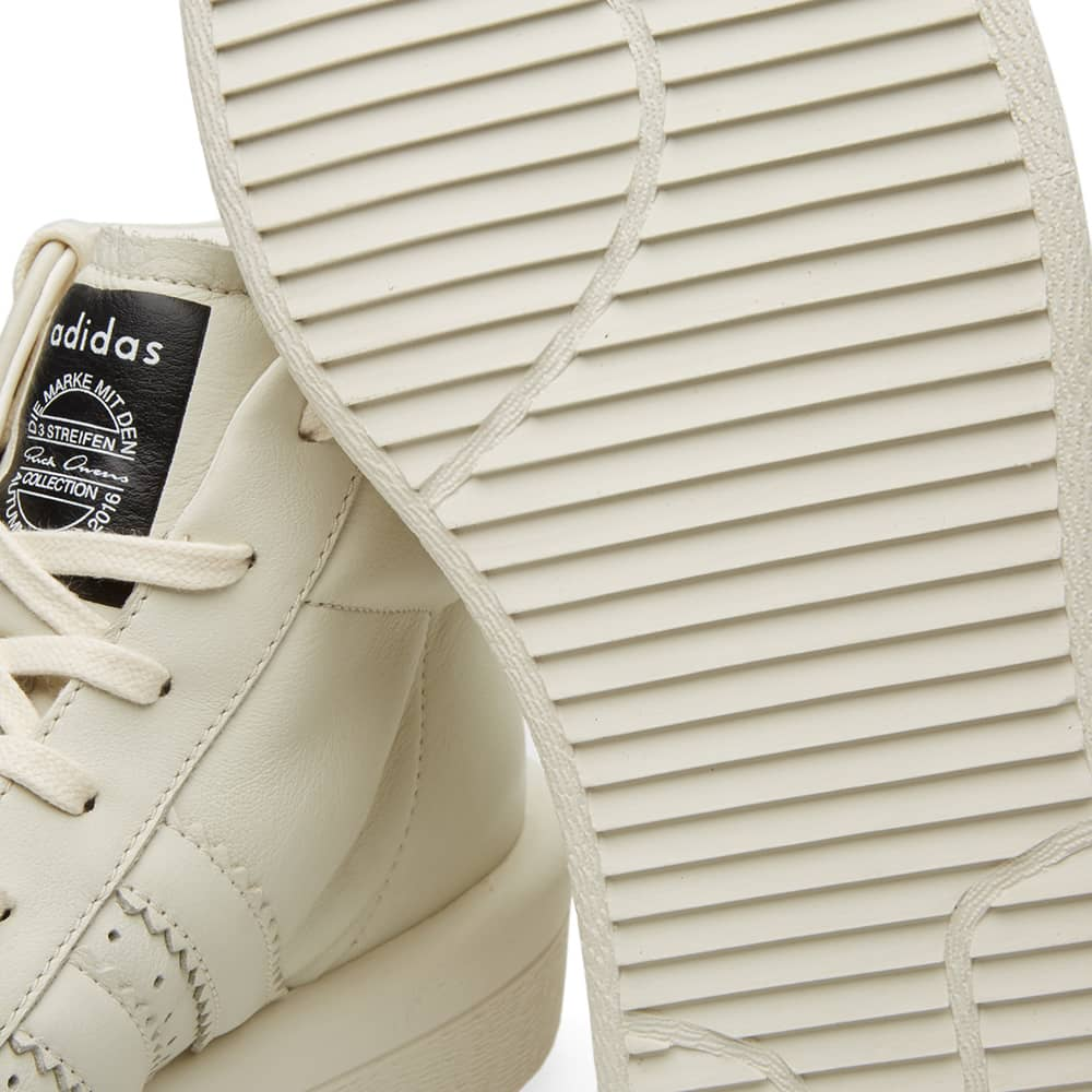 Adidas x Rick Owens Mastodon Pro - Smooth Milk