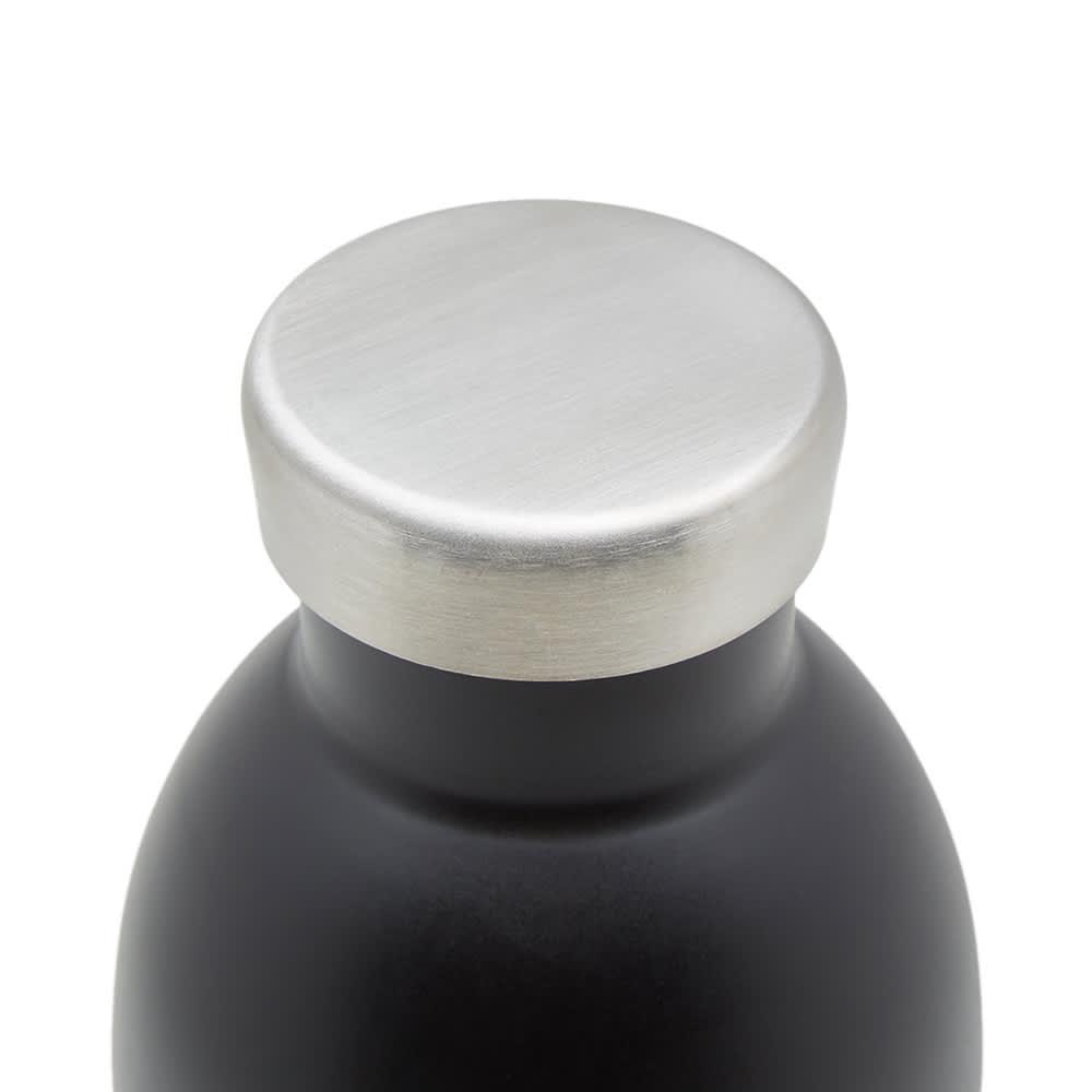24 Bottles CLIMA Insulated Bottle - Tuxedo Black 500ml