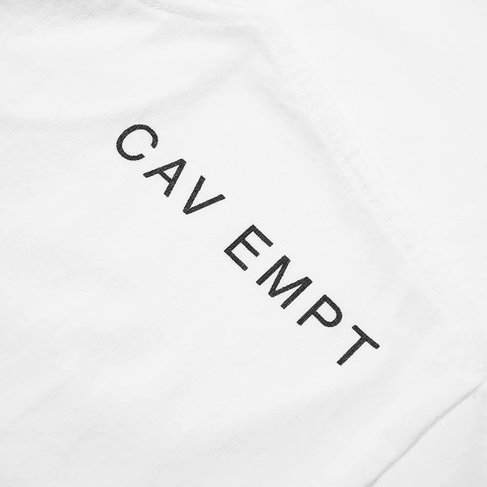 Cav Empt Tandem Tee - White