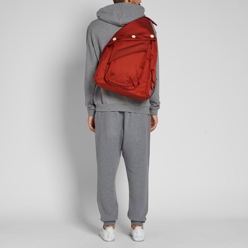 Eastpak x Raf Simons Organized Sling Backpack - Henna Structured