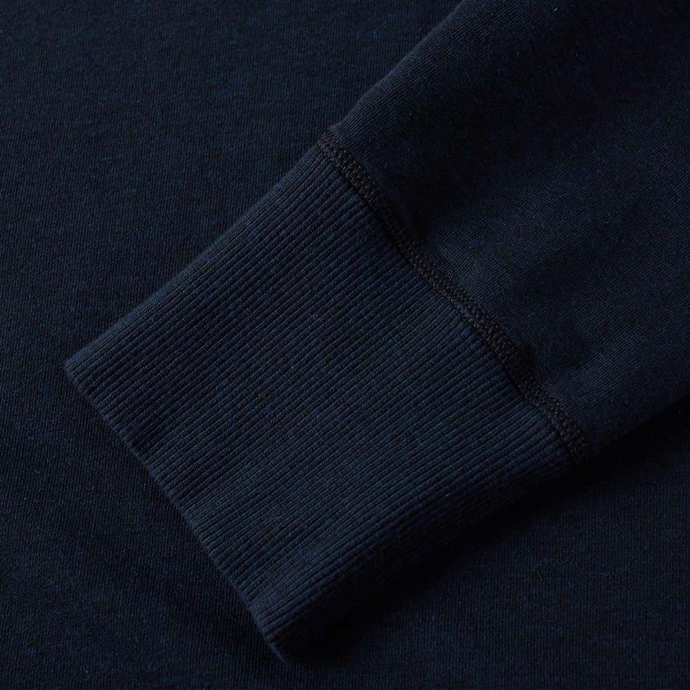 Schiesser Anton Crew Sweat - Dark Blue