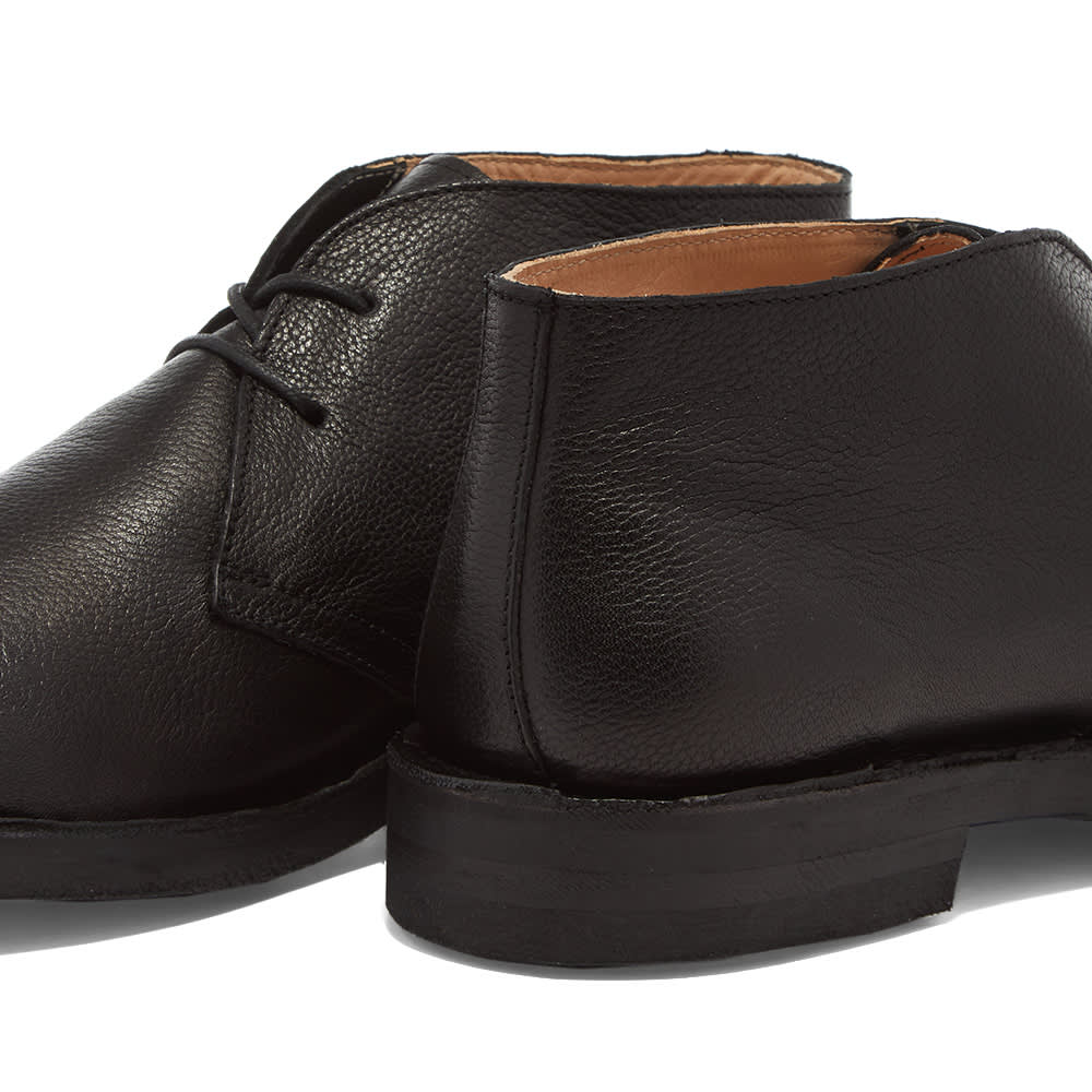 Astorflex Walkflex Leather Boot - Black