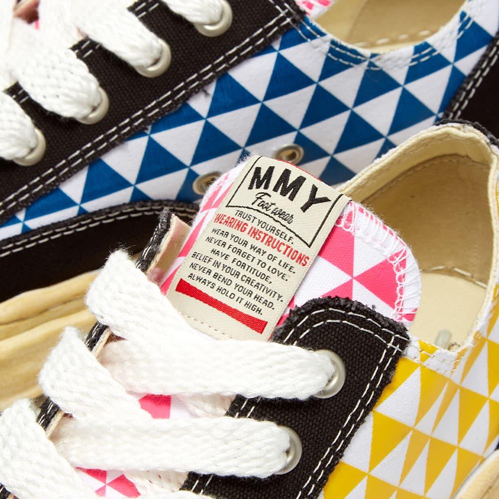 Maison MIHARA YASUHIRO Peterson Original Low Top Canvas Sneaker - Multi