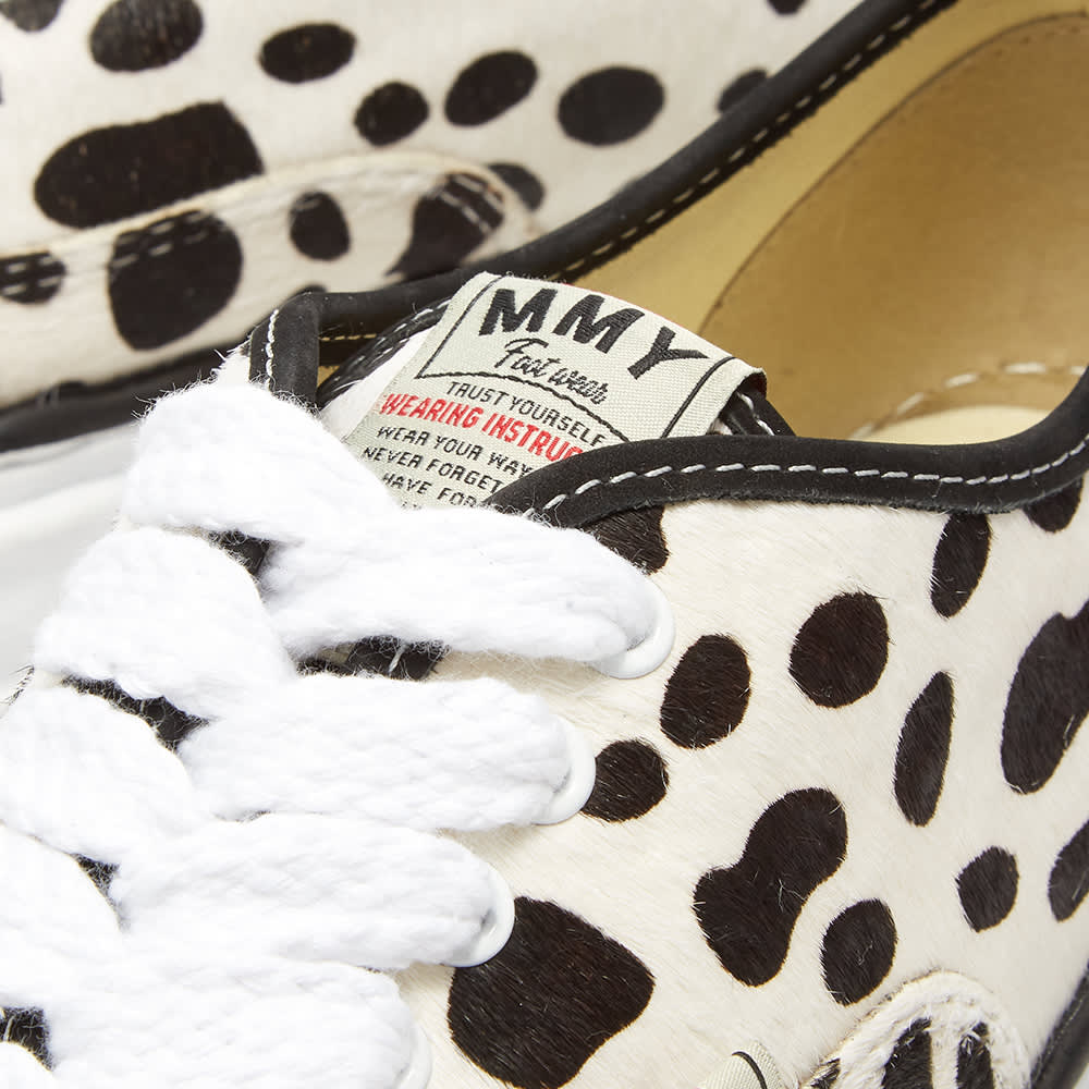 Maison MIHARA YASUHIRO Baker Original Low Top Ponyskin Sneaker - Dalmatian