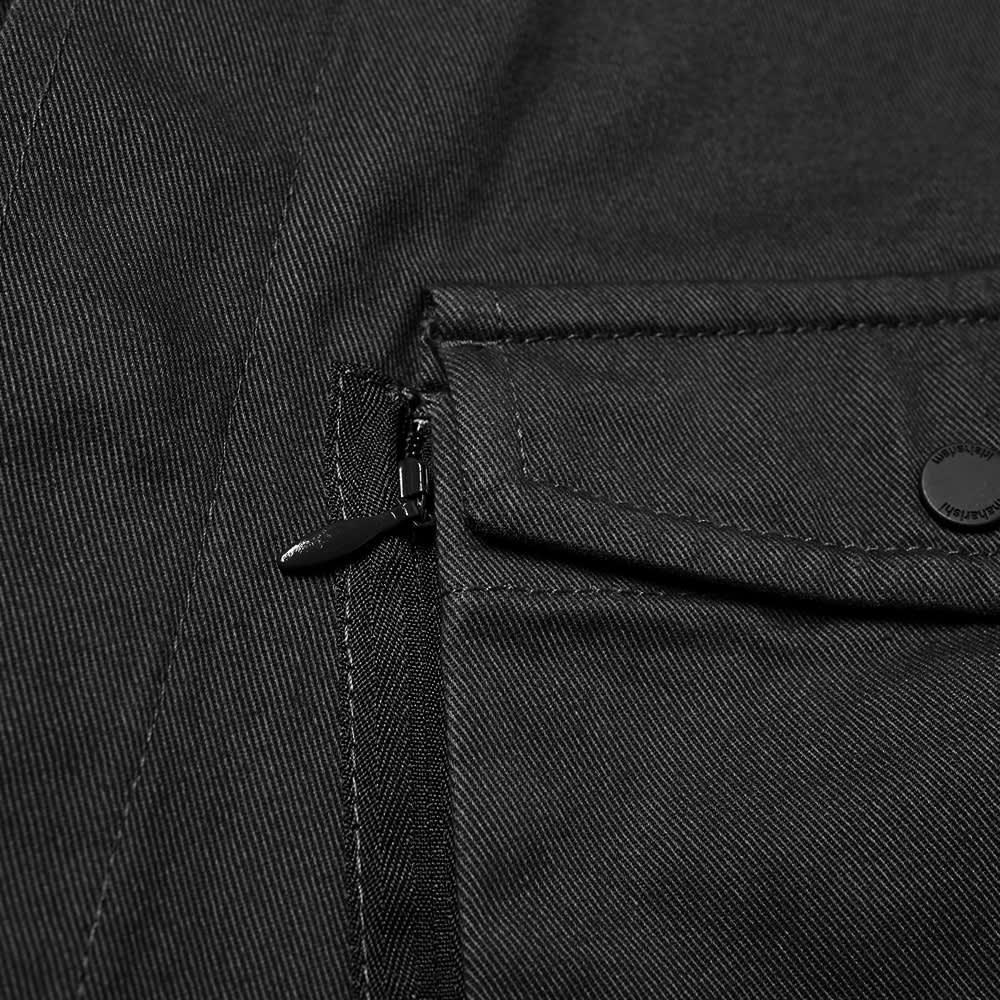Maharishi Cellulose Custom Overshirt - Black