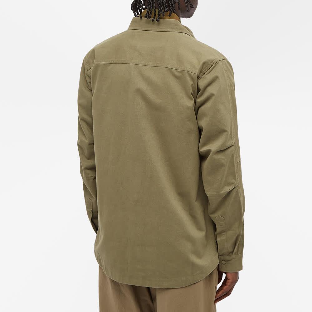 Maharishi Cellulose Custom Overshirt - Maha Olive