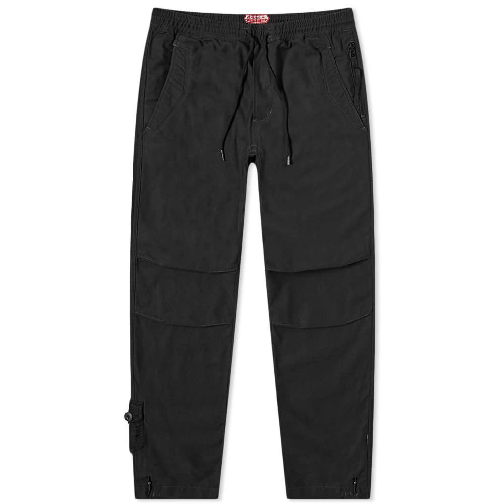 Maharishi U.S Air Track Pants - Black