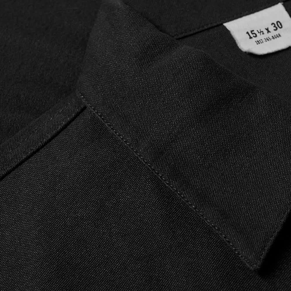 Maharishi Sateen Utility Shirt - Black