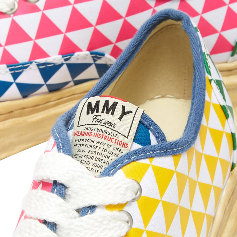 Maison MIHARA YASUHIRO Baker Original Low Top Canvas Sneaker - Multi