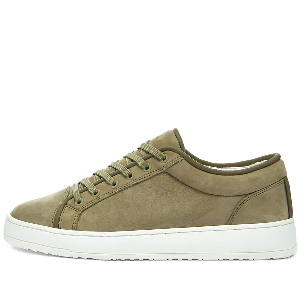 ETQ. Suede Low Top 1 Sneaker - Sage