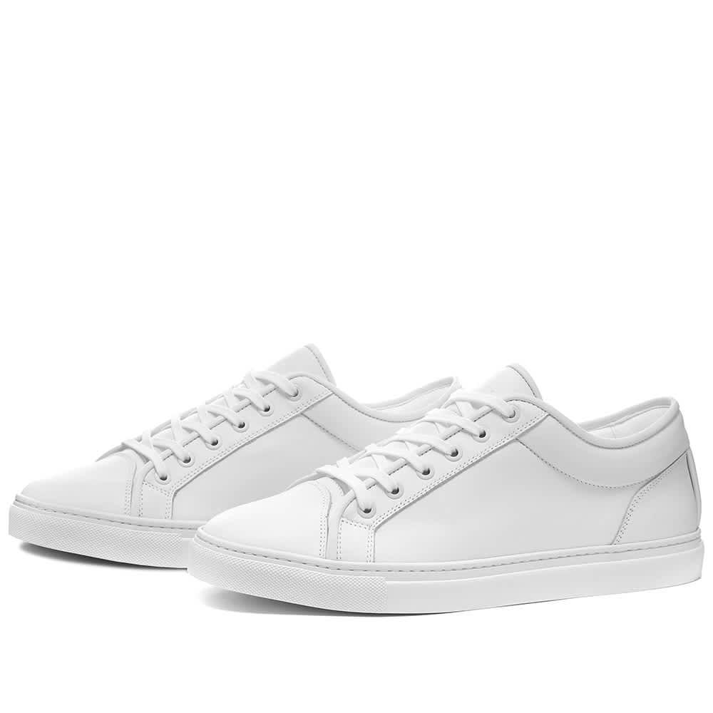 ETQ. Low Top 1 Sneaker - White