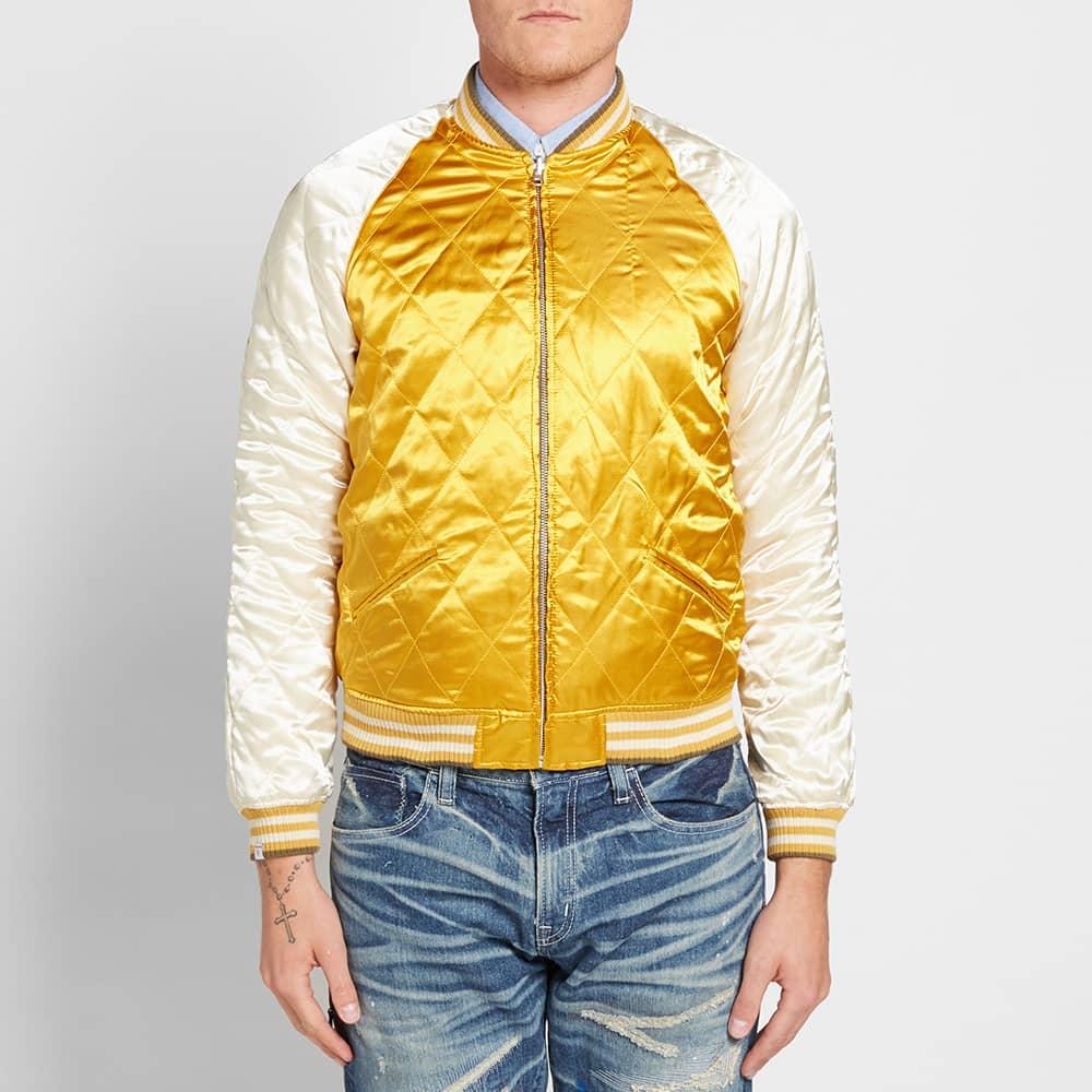 Vanquish SHIBUYA Souvenir Jacket - Olive