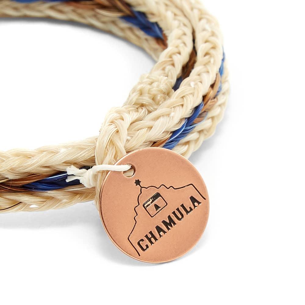 Chamula Braided Horsehair Bracelet - Multi