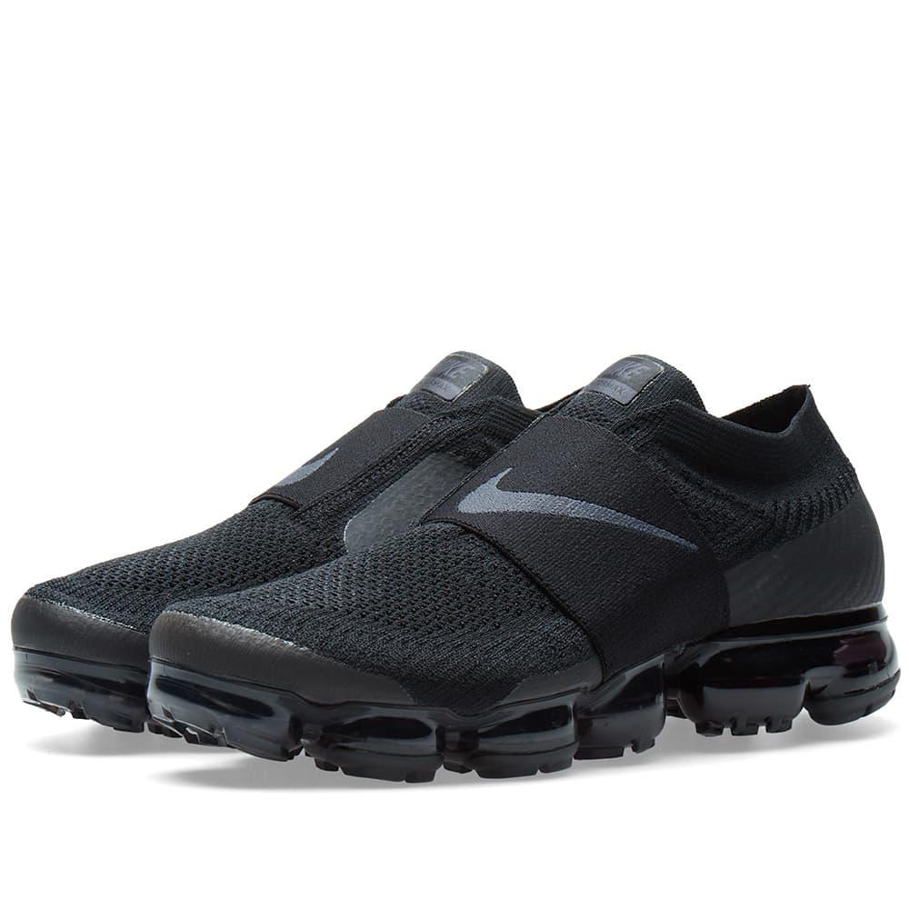 Nike Air Vapormax Flyknit Moc Black