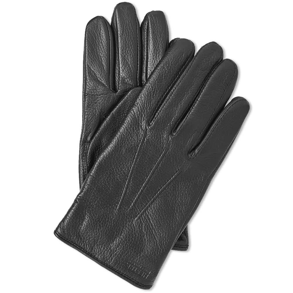 Norse Projects x Hestra Salen Glove - Black