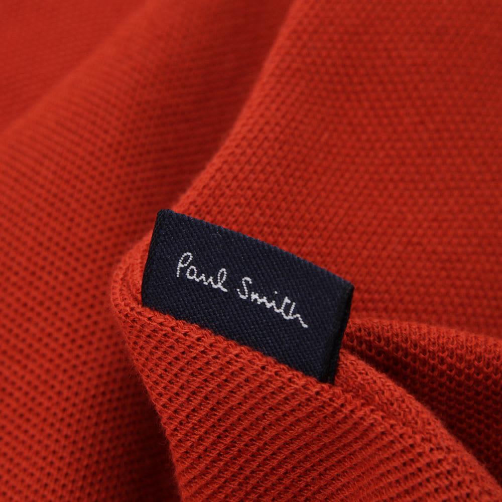 Paul Smith Zebra Polo - Red