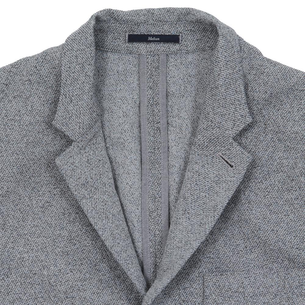Paul Smith Two Button Rever Jacket - Light Grey
