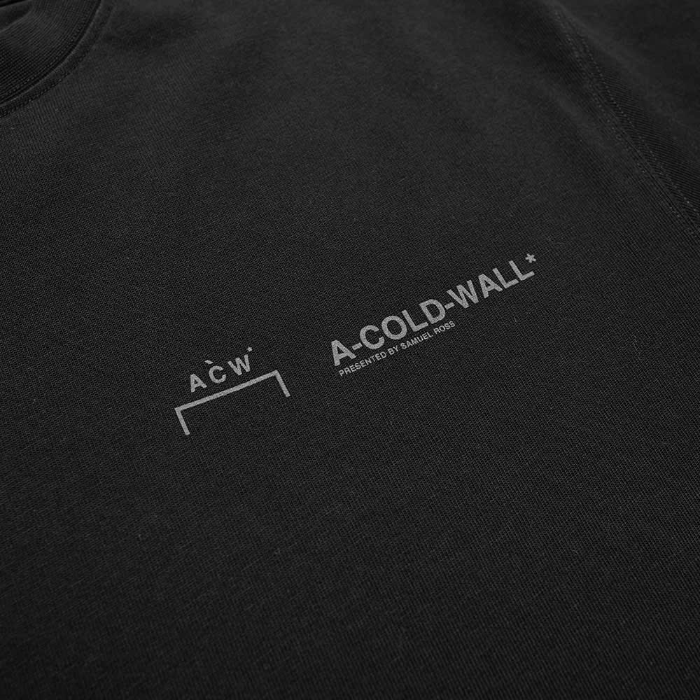 A-COLD-WALL* Logo Tee - Black