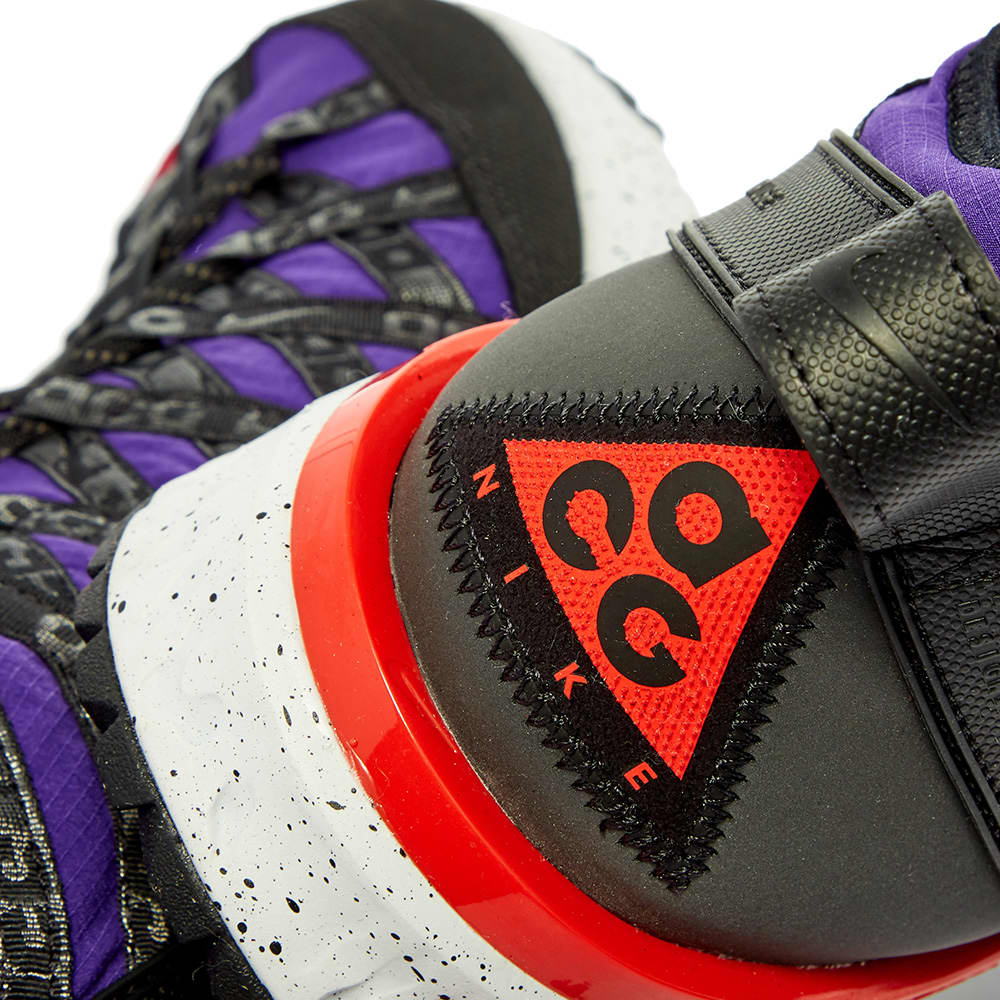Nike ACG React Terra Gobe - Noble Red & Habanero Red