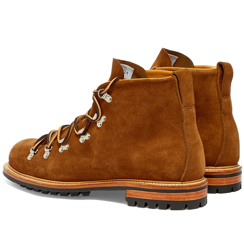 Viberg Hiker Boot - Snuff Suede
