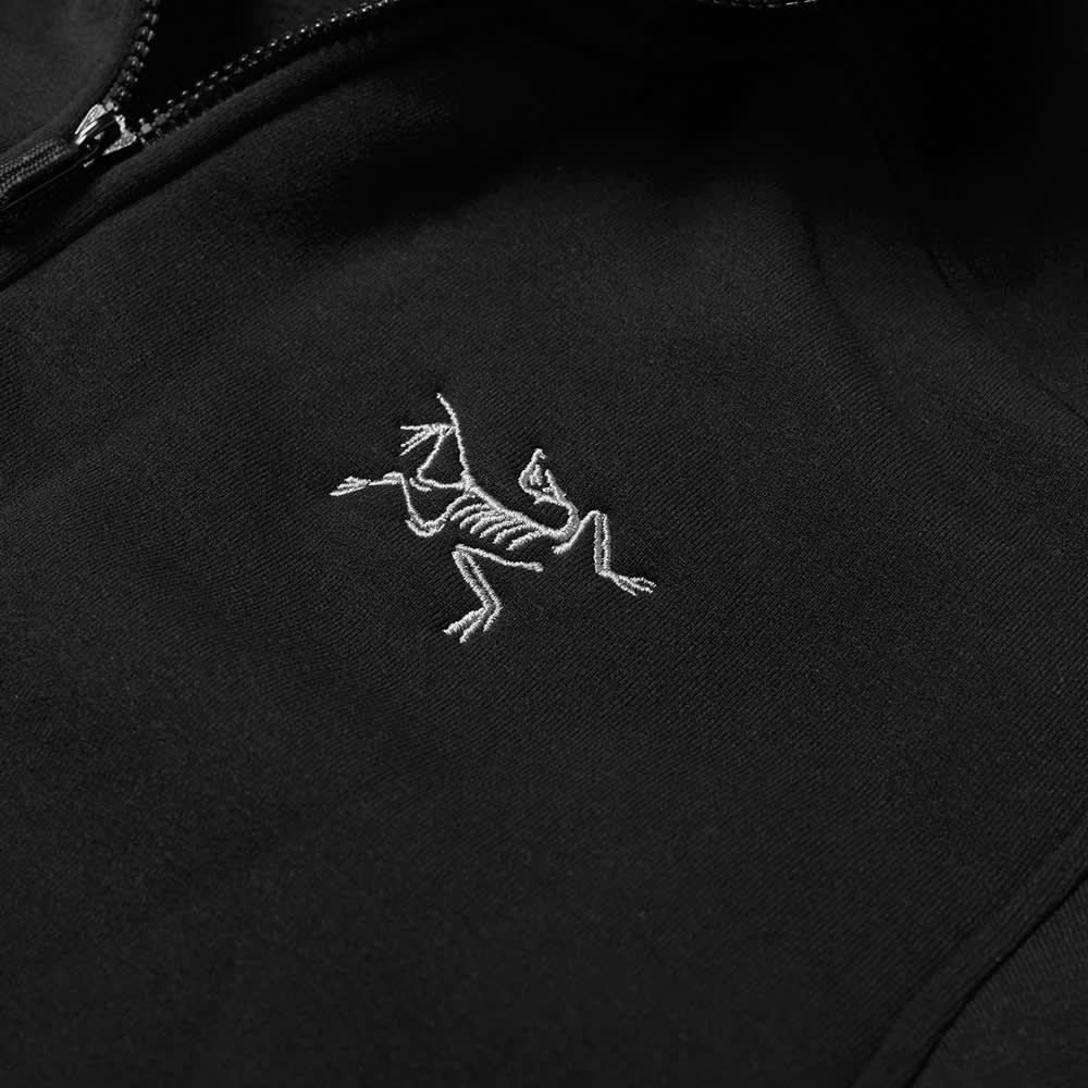 Arc'teryx Kyanite Fleece Hoody - Black