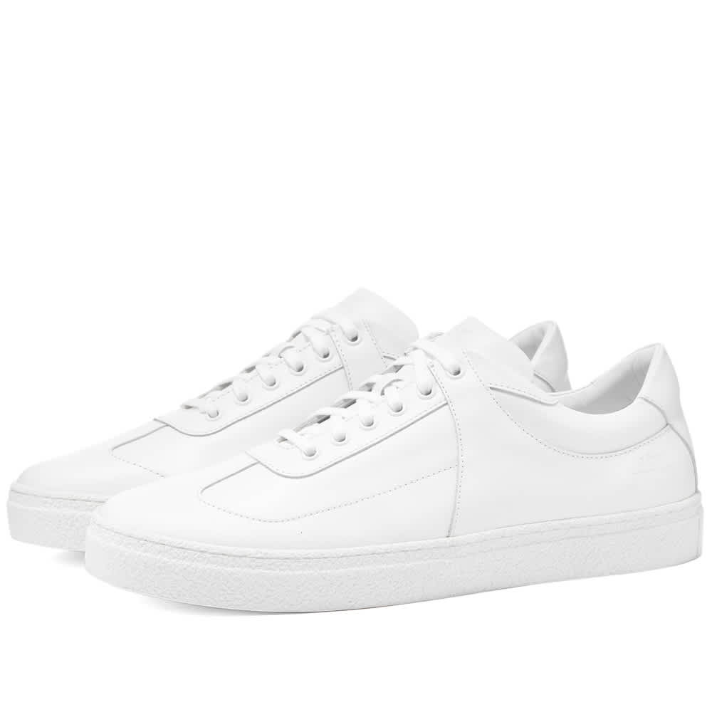 A-COLD-WALL* Shard Lo Sneaker - White