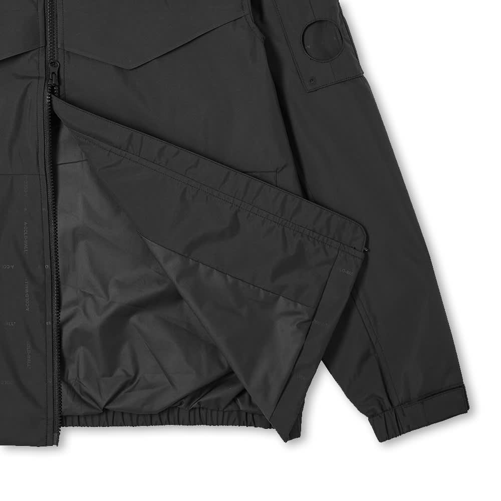 A-COLD-WALL* Rhombus Storm Jacket - Black
