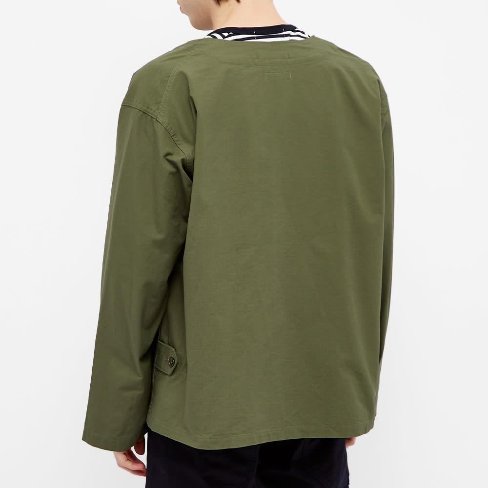 Engineered Garments Cardigan Jacket - Olive