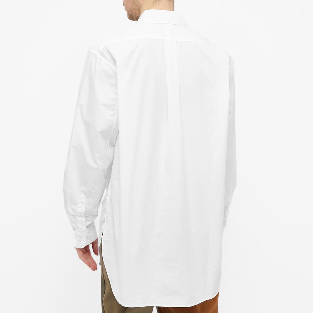 Engineered Garments 19Th Century Button Down Shirt - White