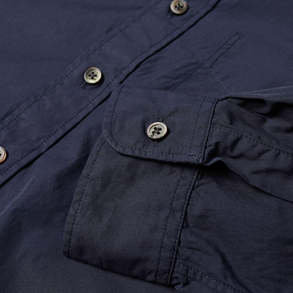 Engineered Garments 19Th Century Button Down Shirt - Dark Navy