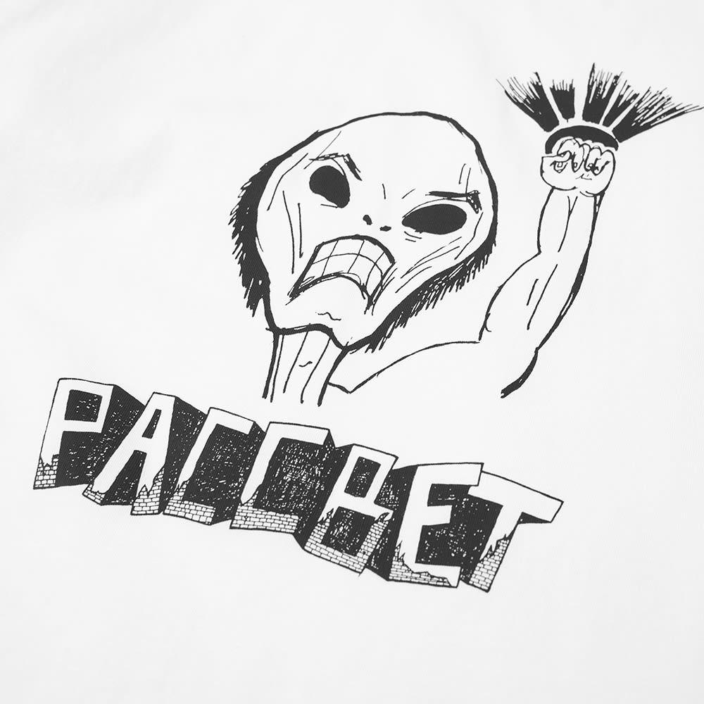 PACCBET Alien Tee - White