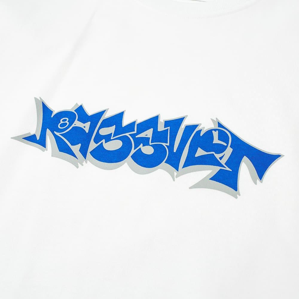 PACCBET Graffiti Logo Tee - White