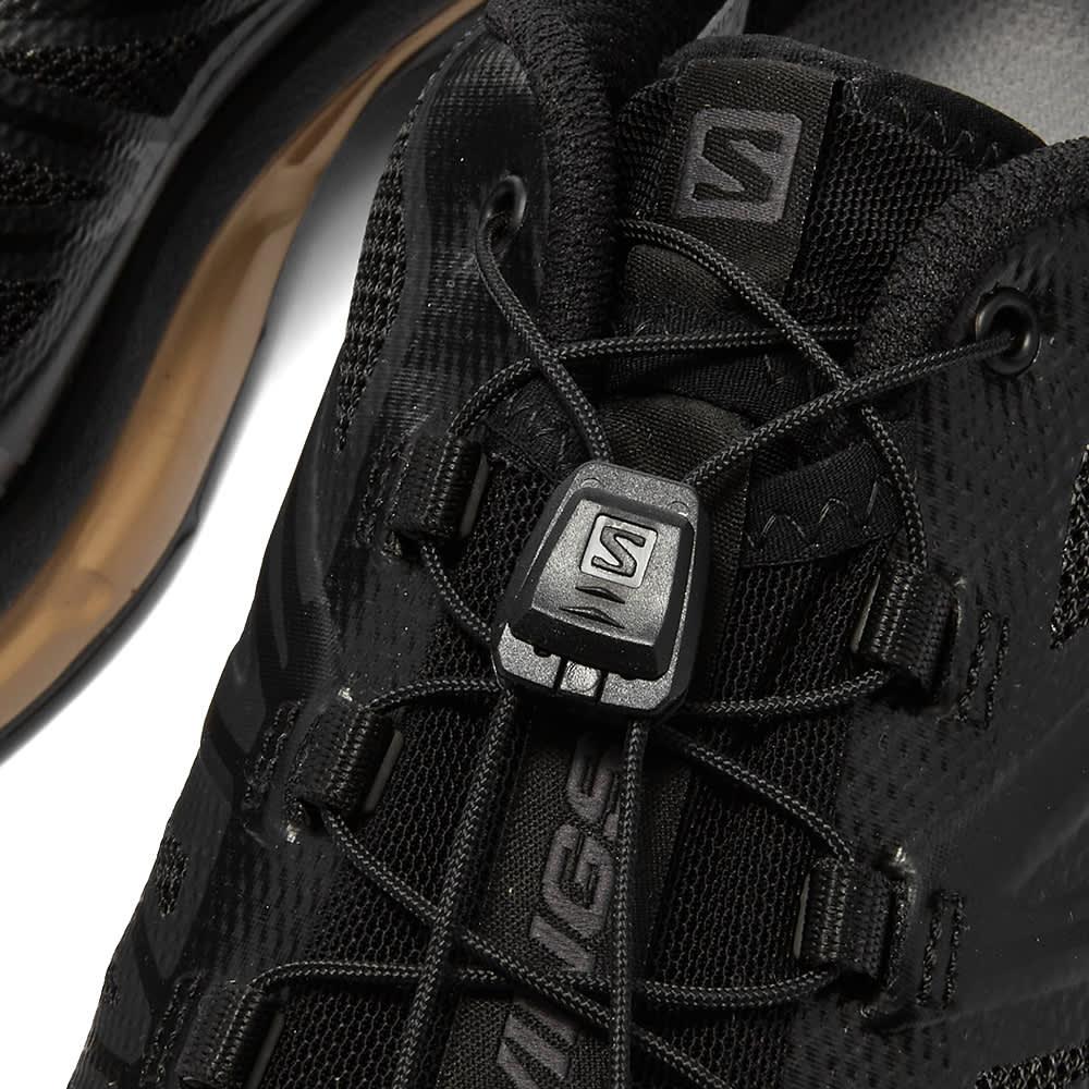 Salomon XT-WINGS 2 ADVANCED - Black, Safari & Magnet