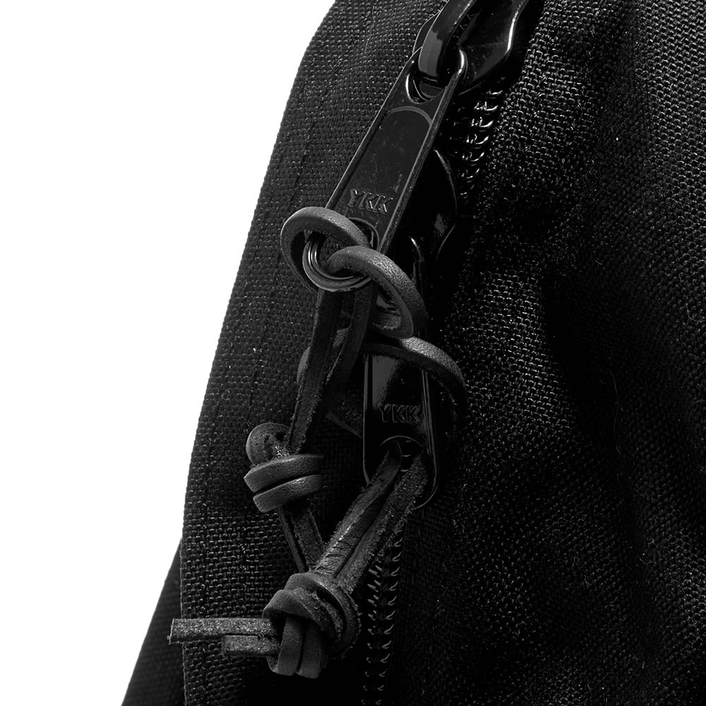 Epperson Mountaineering Day Pack - Raven & Back Leather Patch