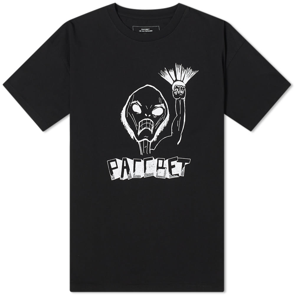PACCBET Alien Tee - Black