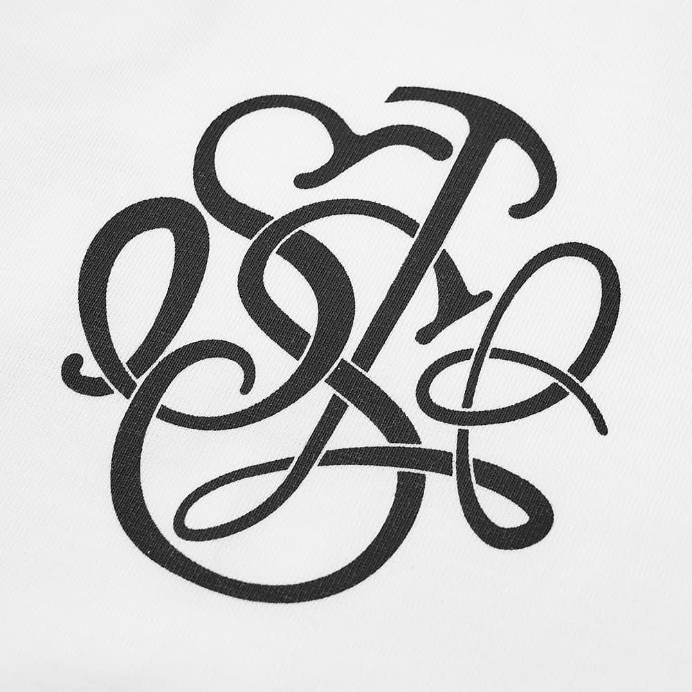Soulland Monogram Tee - White