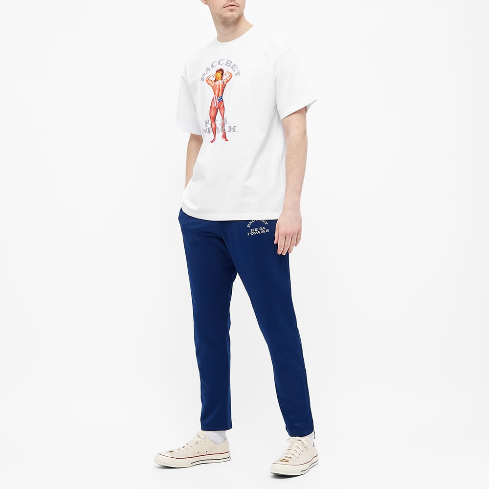 PACCBET Strong Woman Tee - White