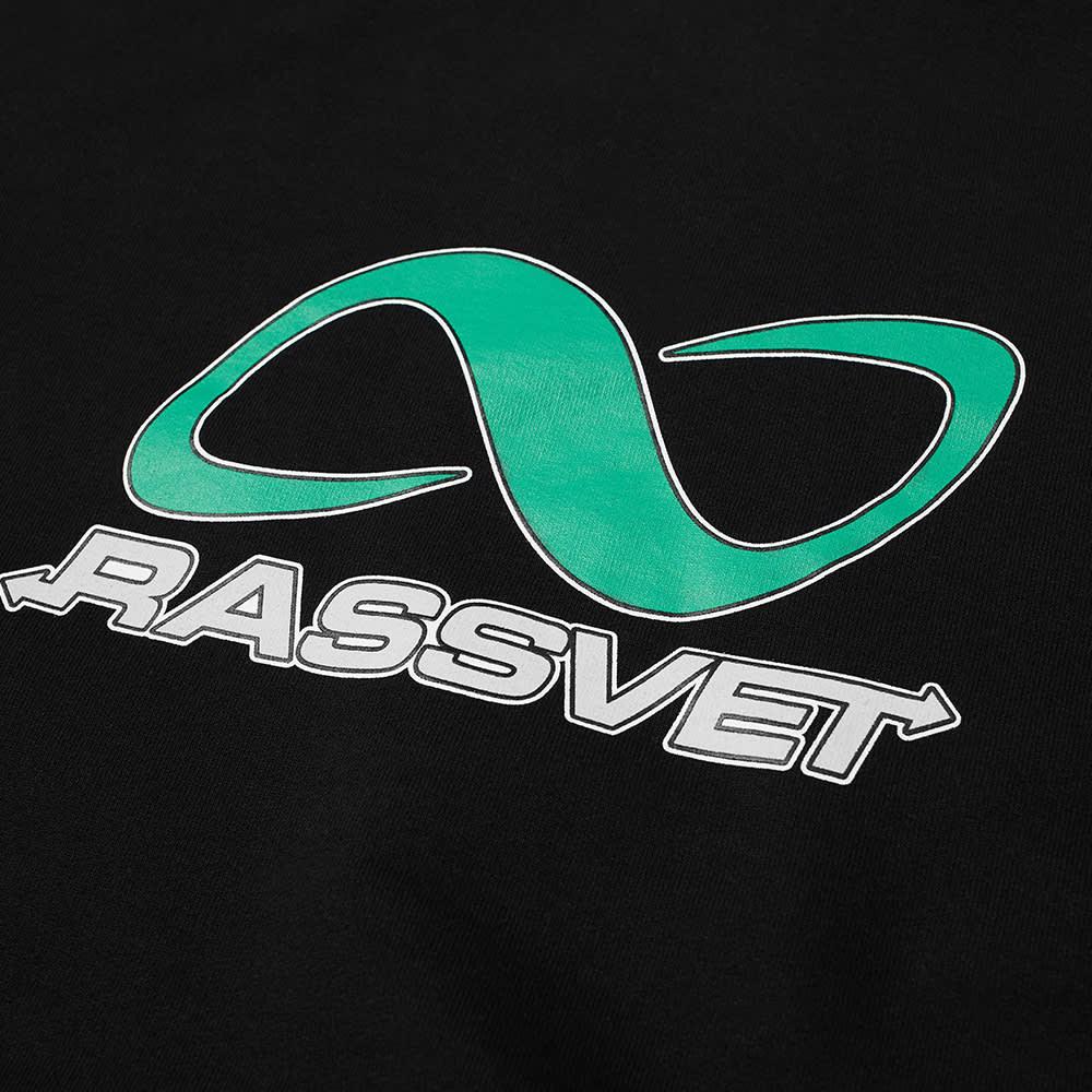 PACCBET Infinity Crew Sweat - Black