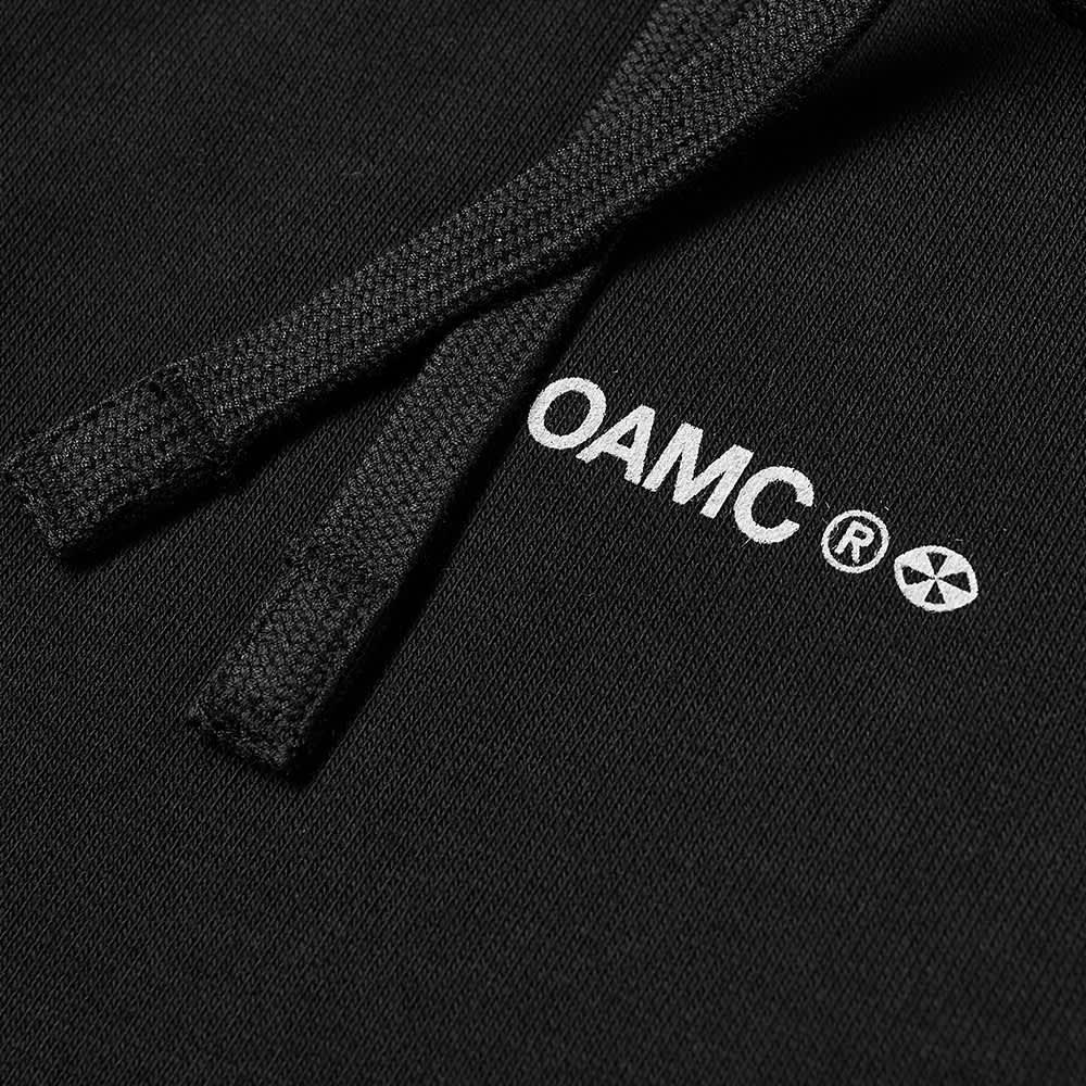 OAMC Fungi Popover Hoody - Black