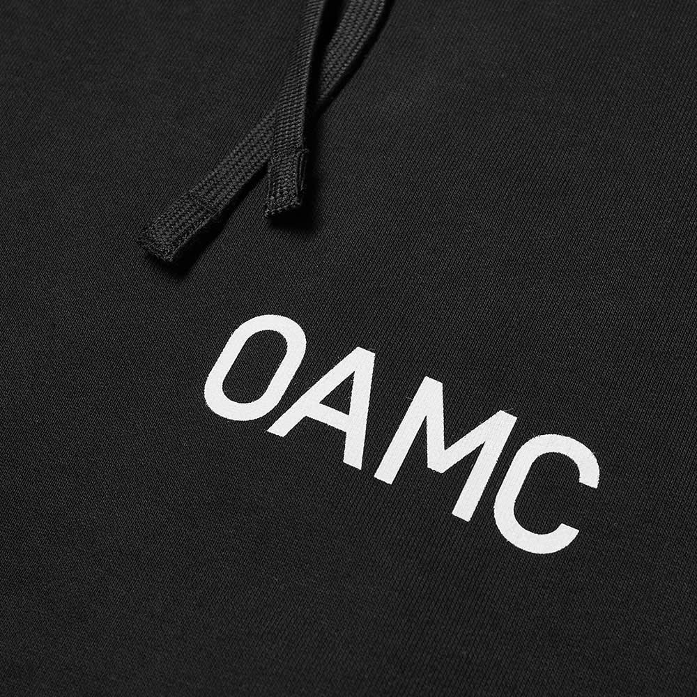 OAMC Lobster Popover Hoody - Black