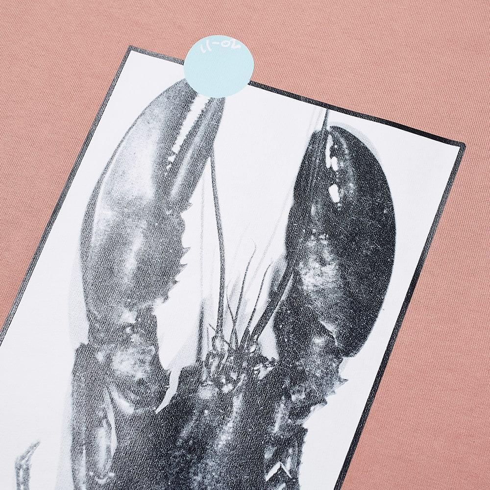 OAMC Lobster Popover Hoody - Ash Rose