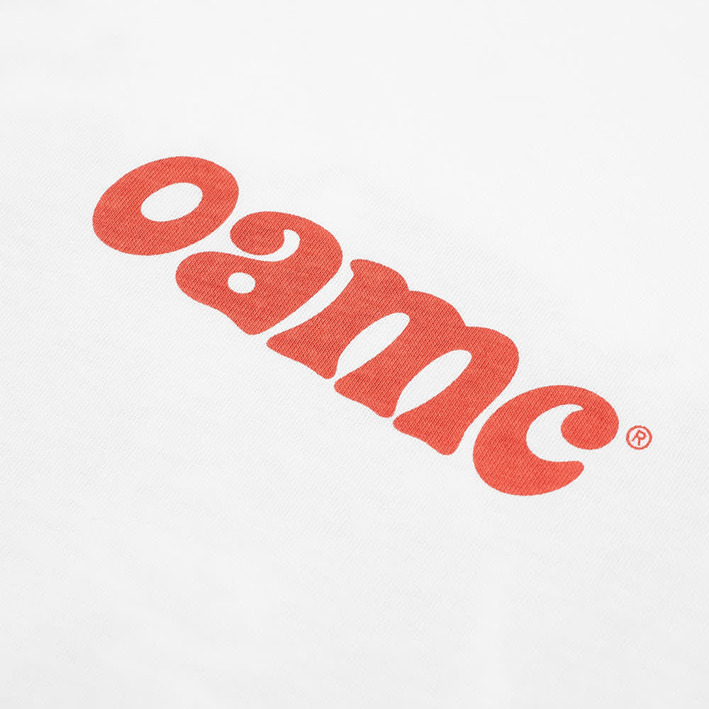 OAMC Retro Logo Tee - White