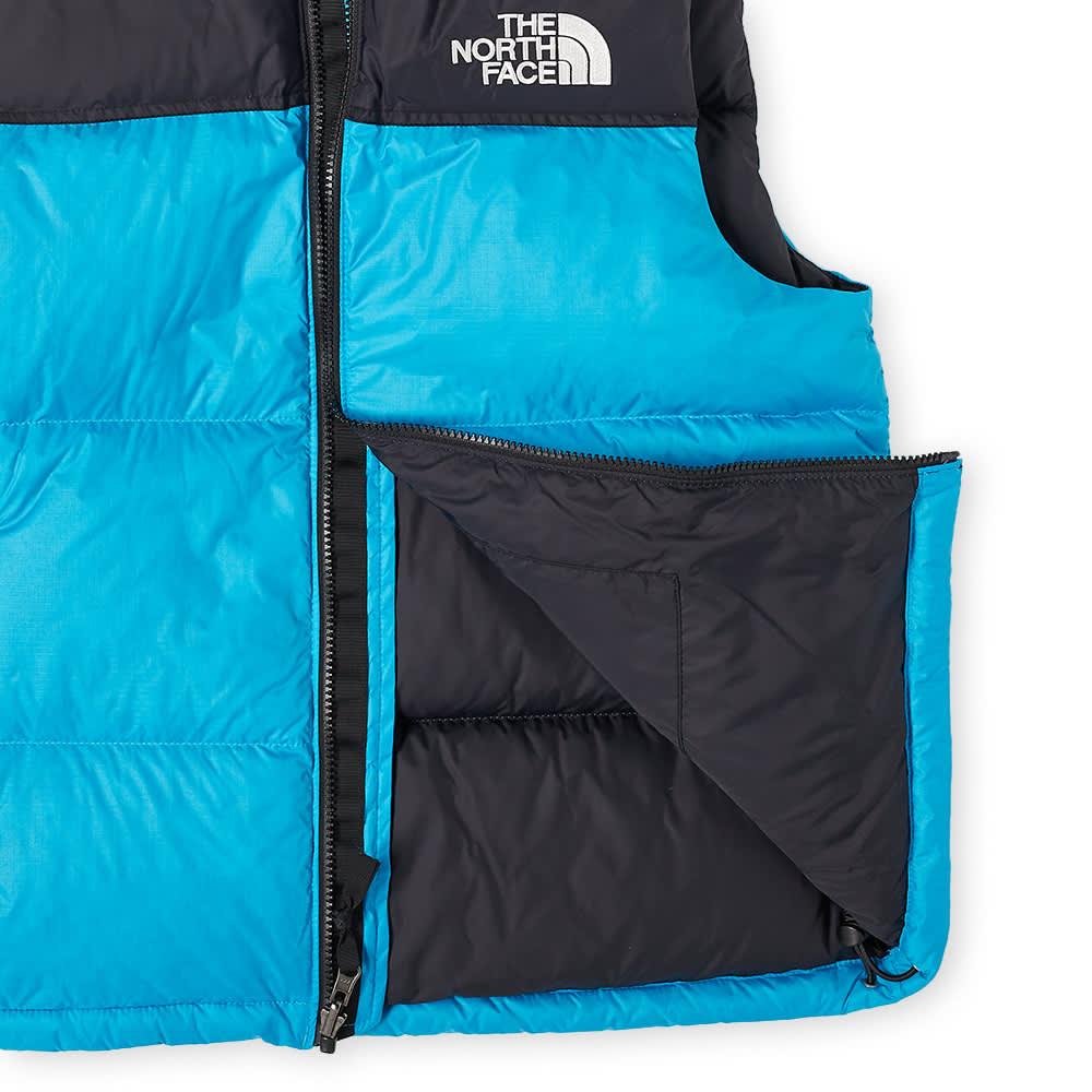 The North Face 1996 Retro Nuptse Vest - Meridian Blue