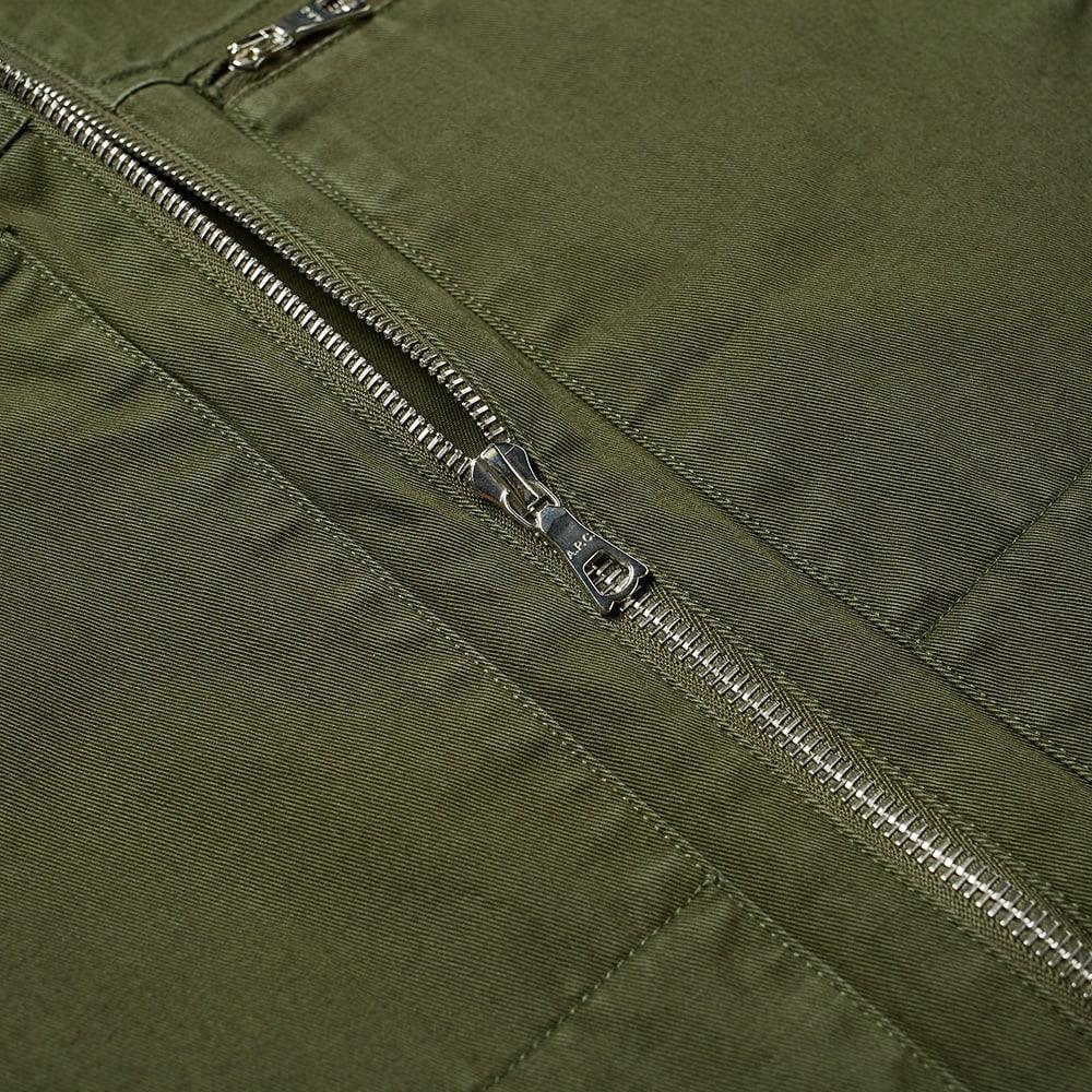 A.P.C. Harrington Jacket - Khaki